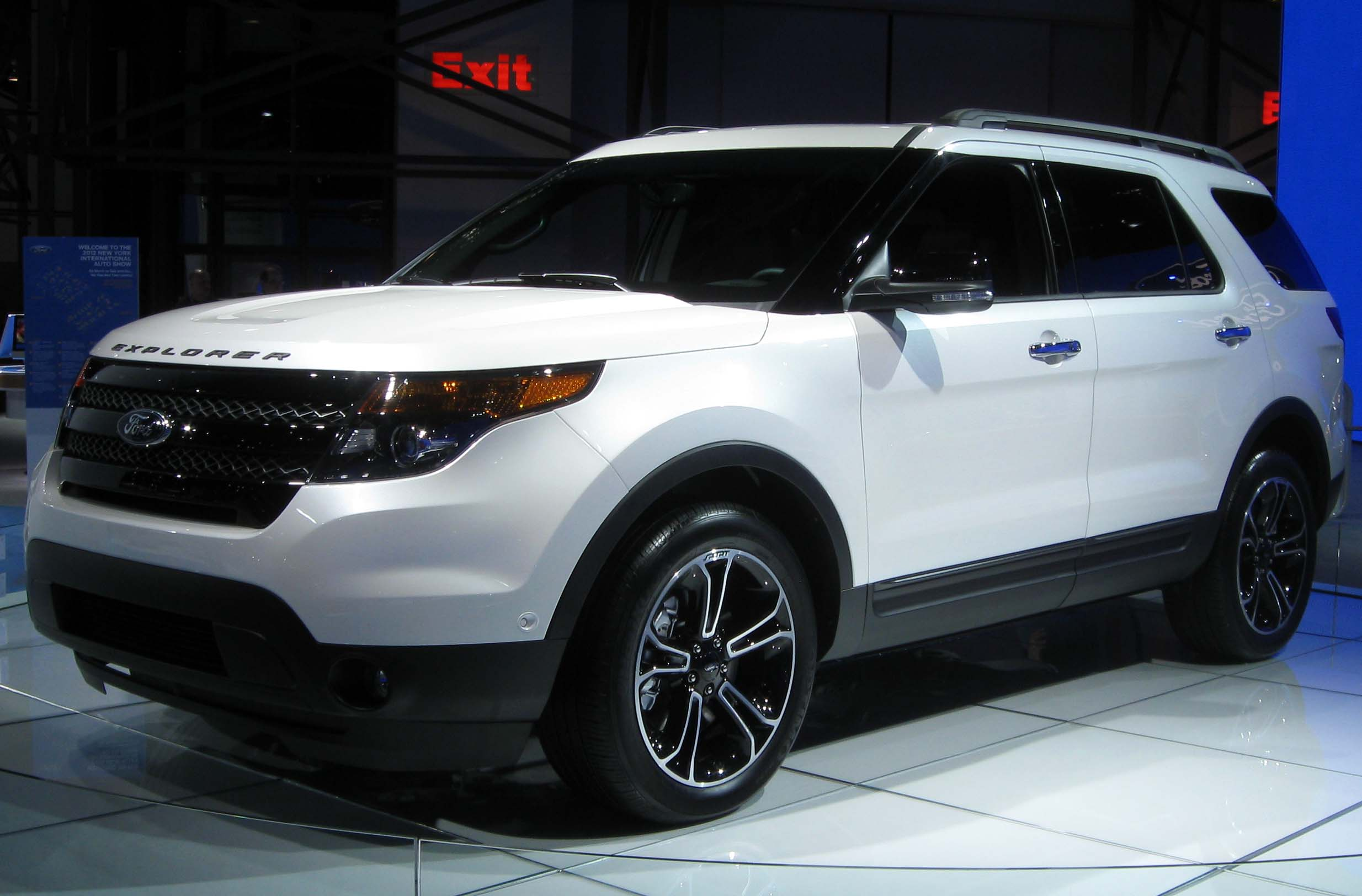 ford explorer seriess