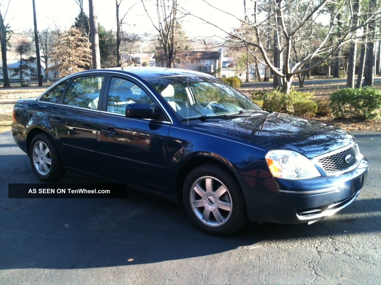 2006 ford five hundred pictures information and specs. Cars Review. Best American Auto & Cars Review