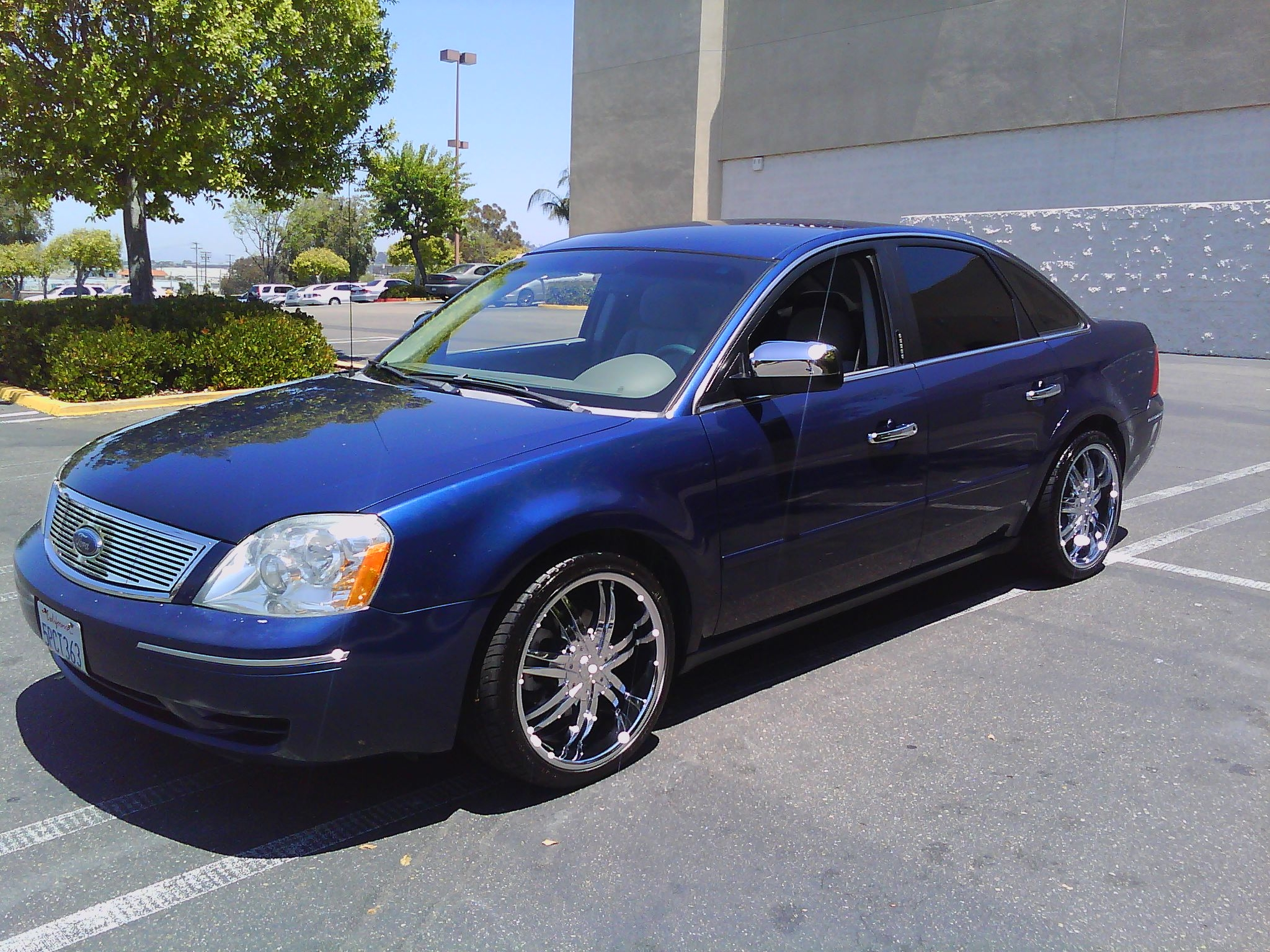 Ford five hundred 2006 pictures 4