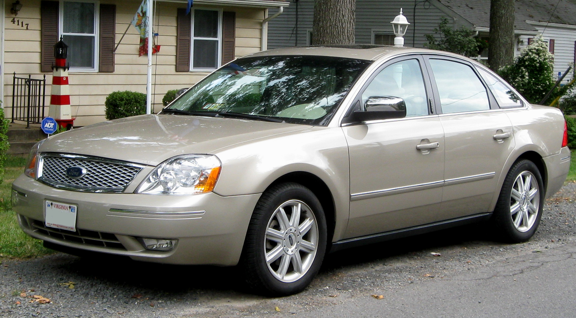 2007 ford five hundred pictures information and specs auto. Cars Review. Best American Auto & Cars Review