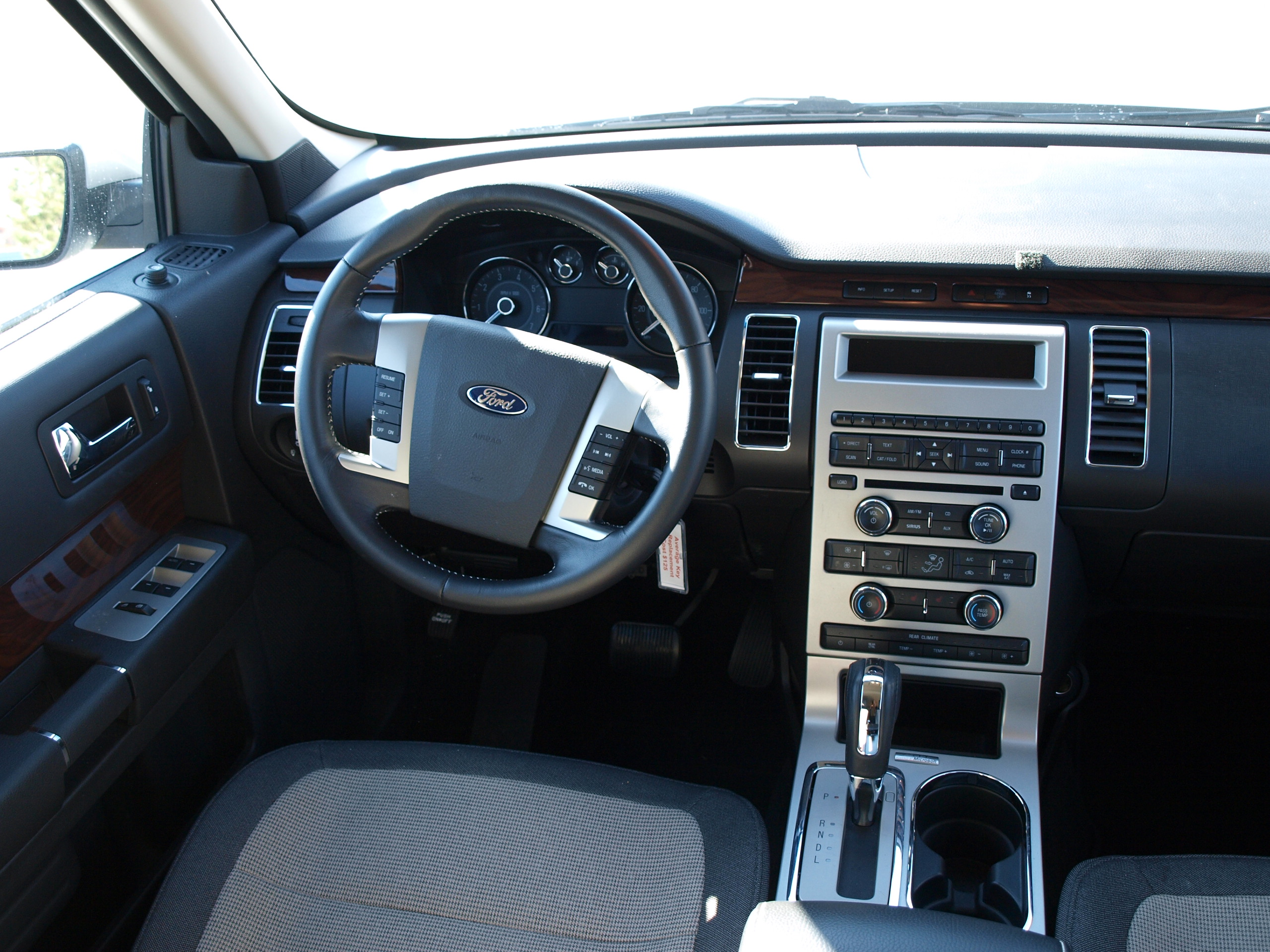 ford flex 2008 images