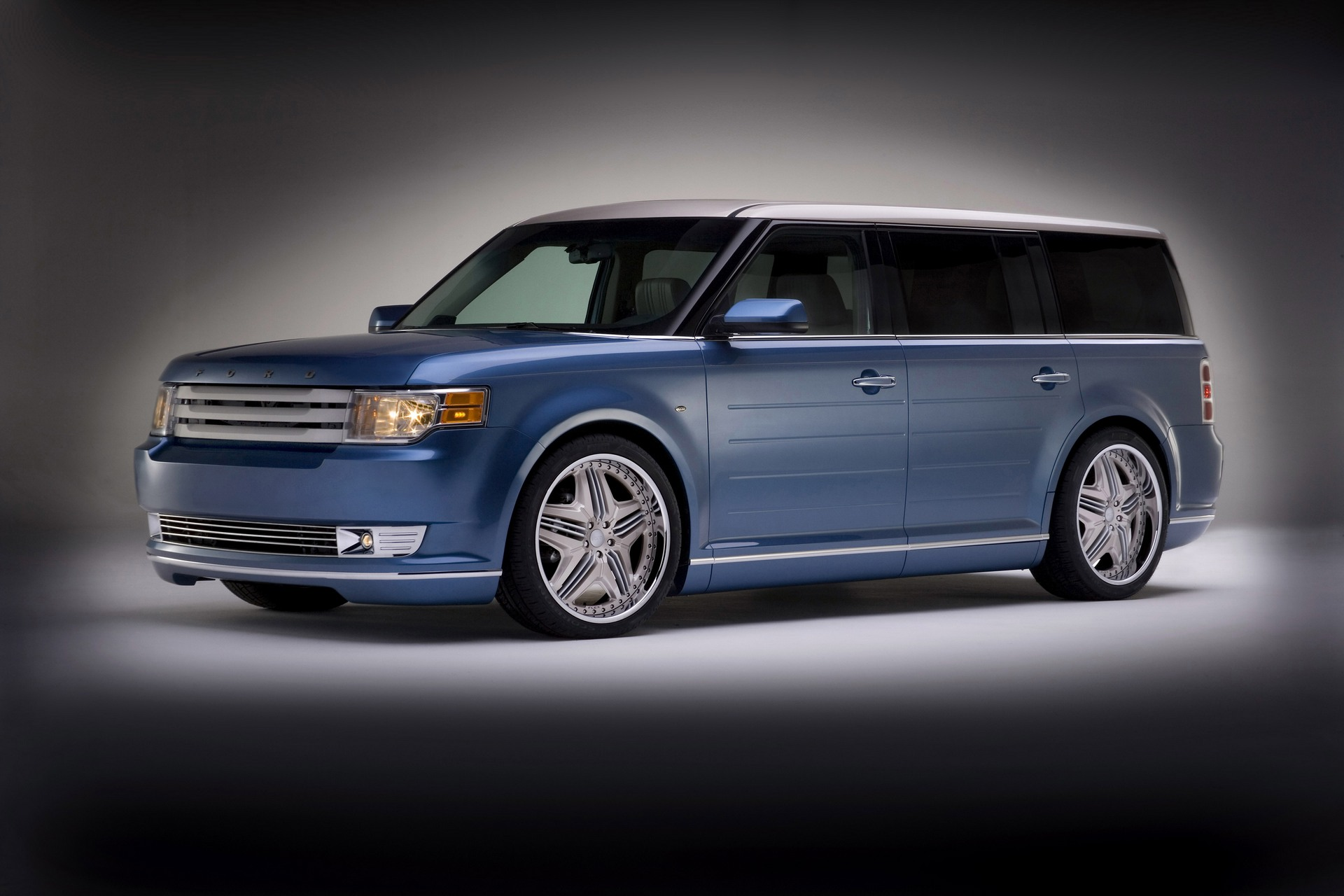 ford flex 2008 pictures
