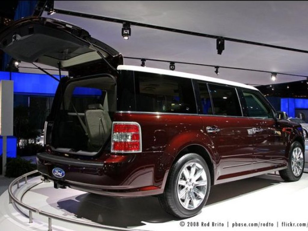 ford flex 2008 wallpaper