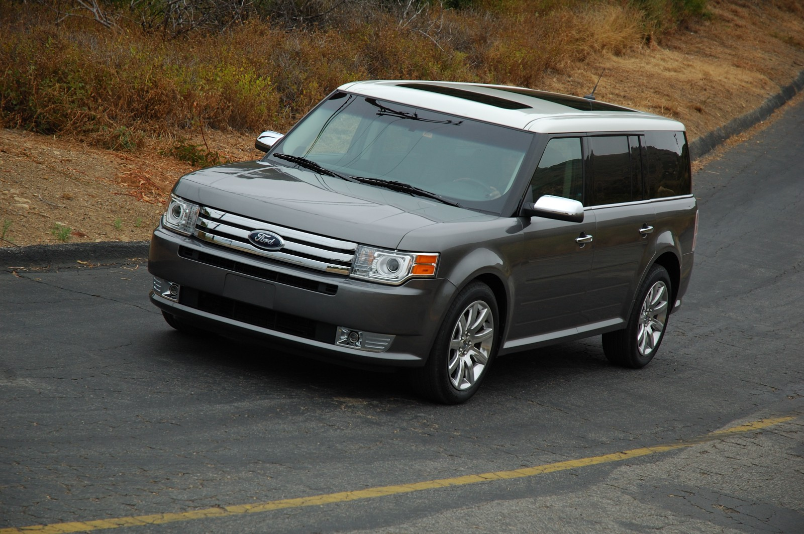 ford flex 2009 models