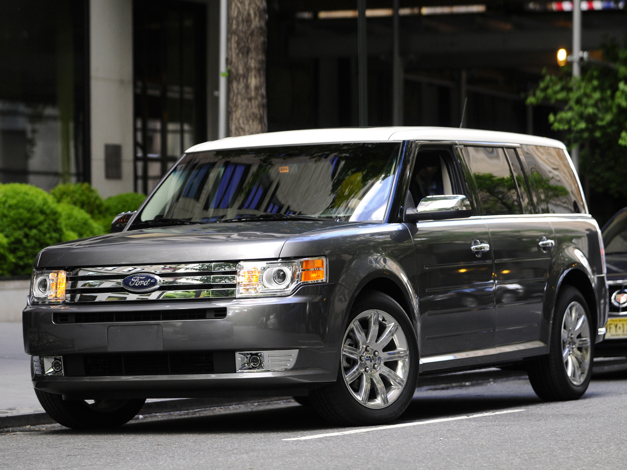 ford flex 2009 pictures