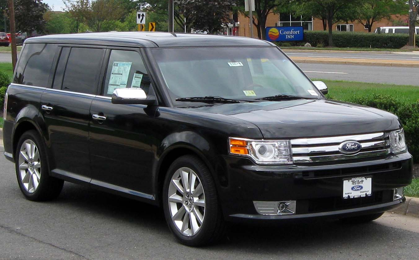 ford flex 2010 pictures