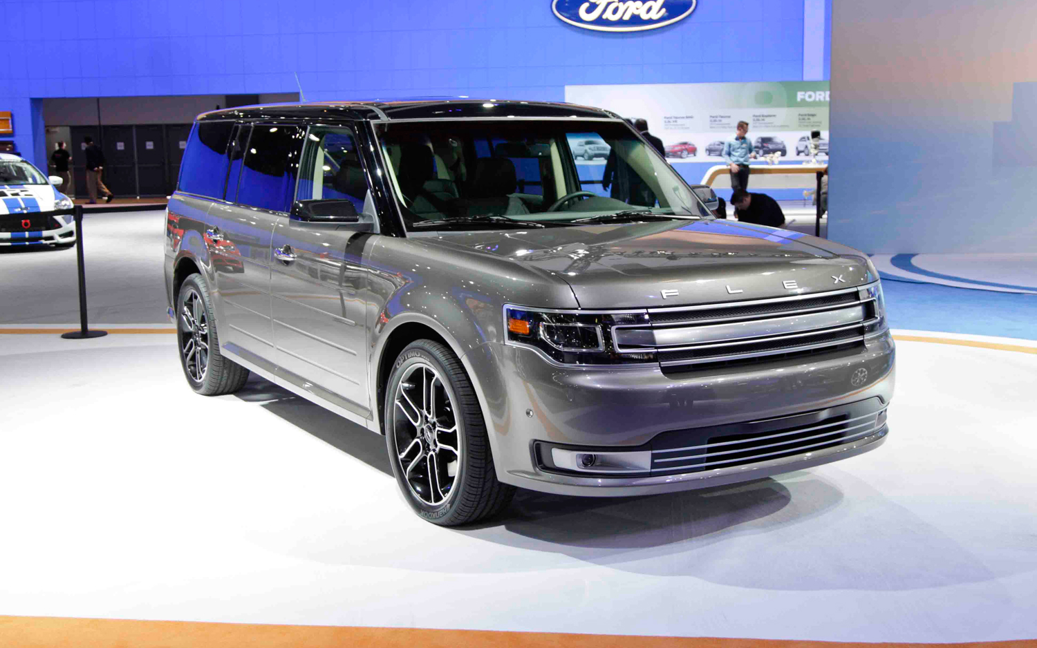 ford flex 2013 pictures