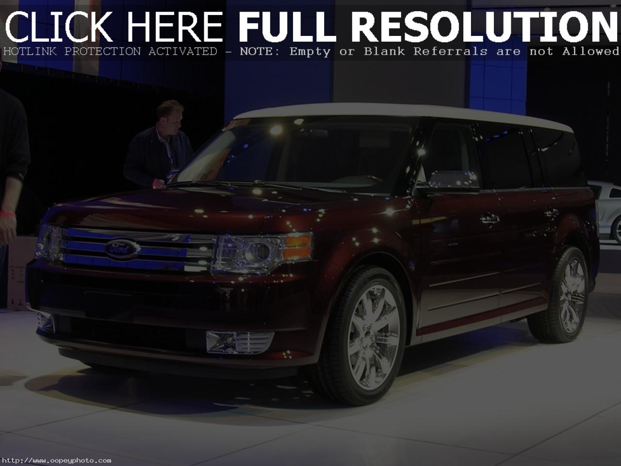 ford flex pictures #5