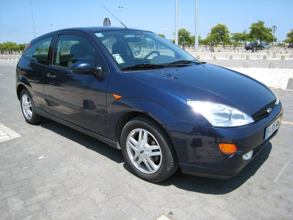 ford focus 2001 pictures