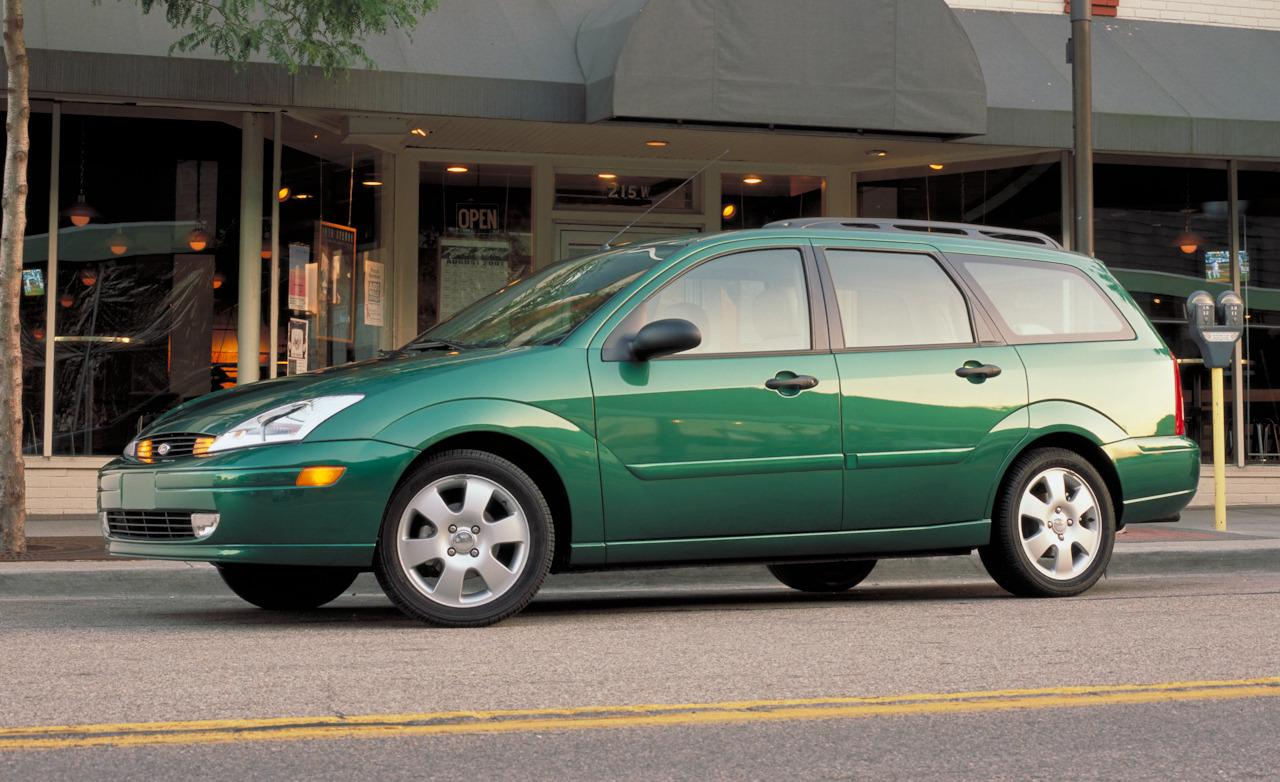 ford focus 2002 images