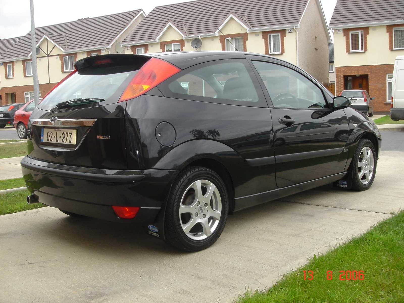 ford focus 2002 models