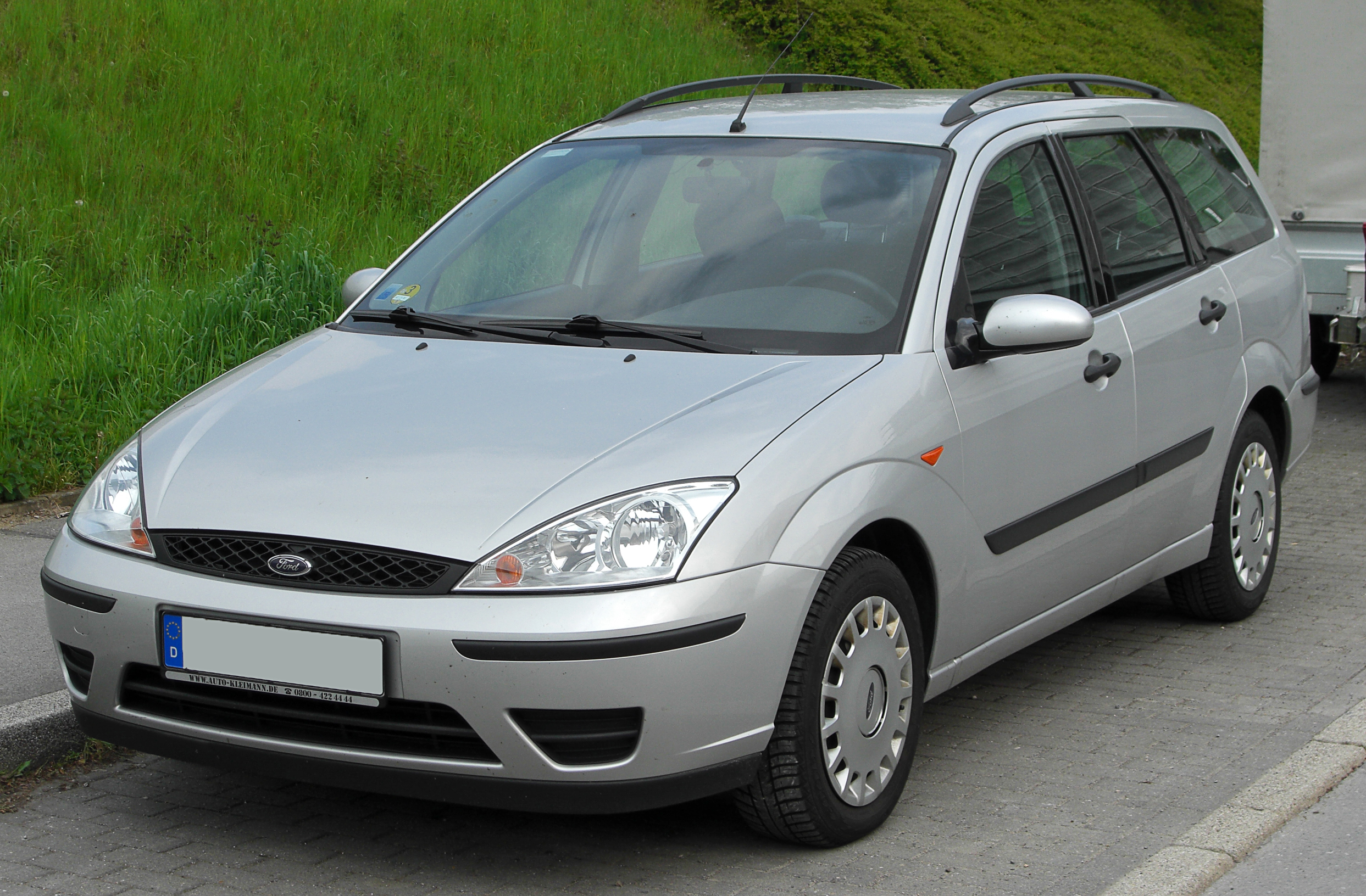ford focus 2002 wallpaper