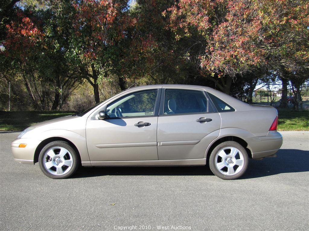 2003 Ford Focus Pictures Information And Specs Auto