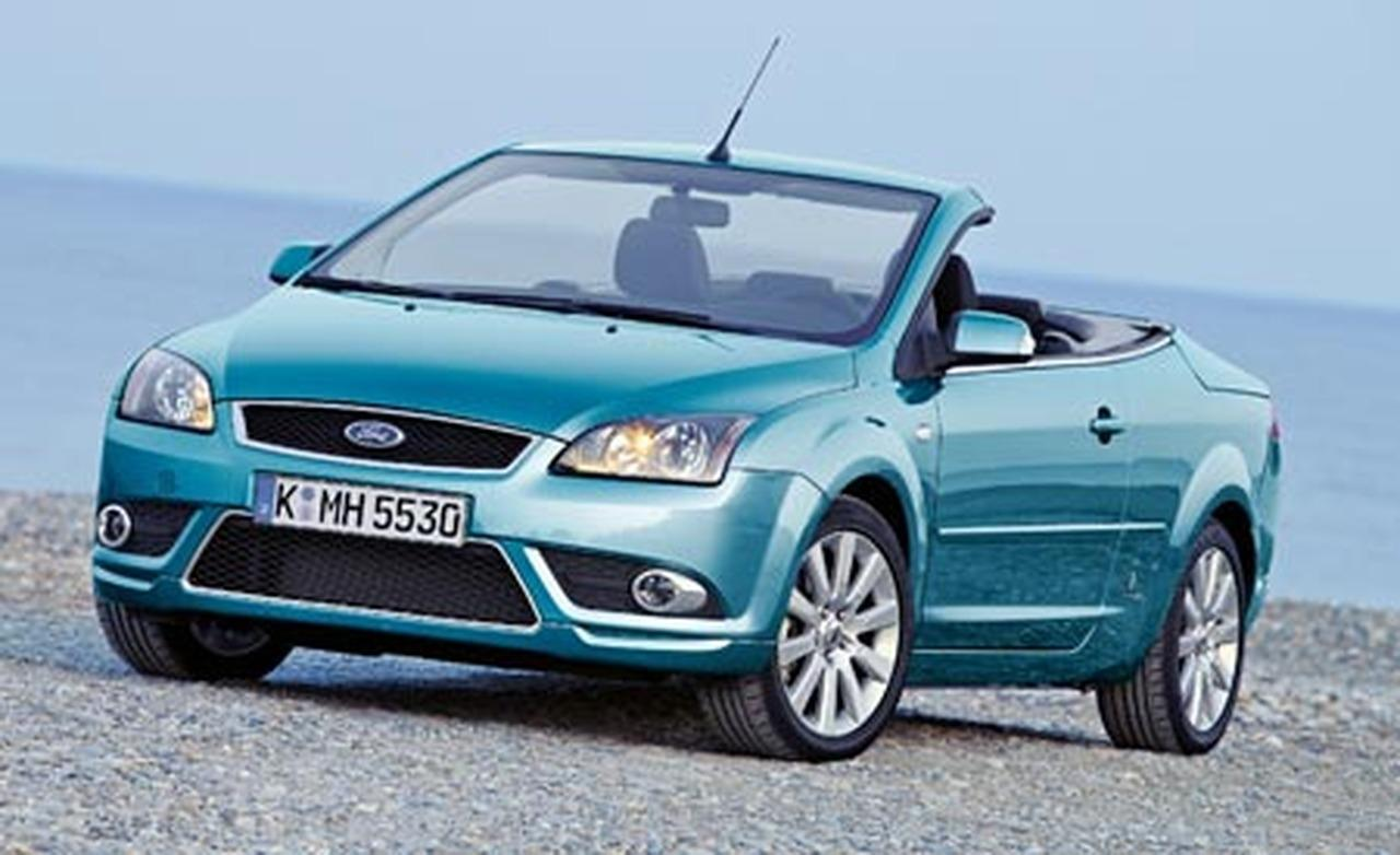 ford focus coupe cabriolet ii 2008 pictures