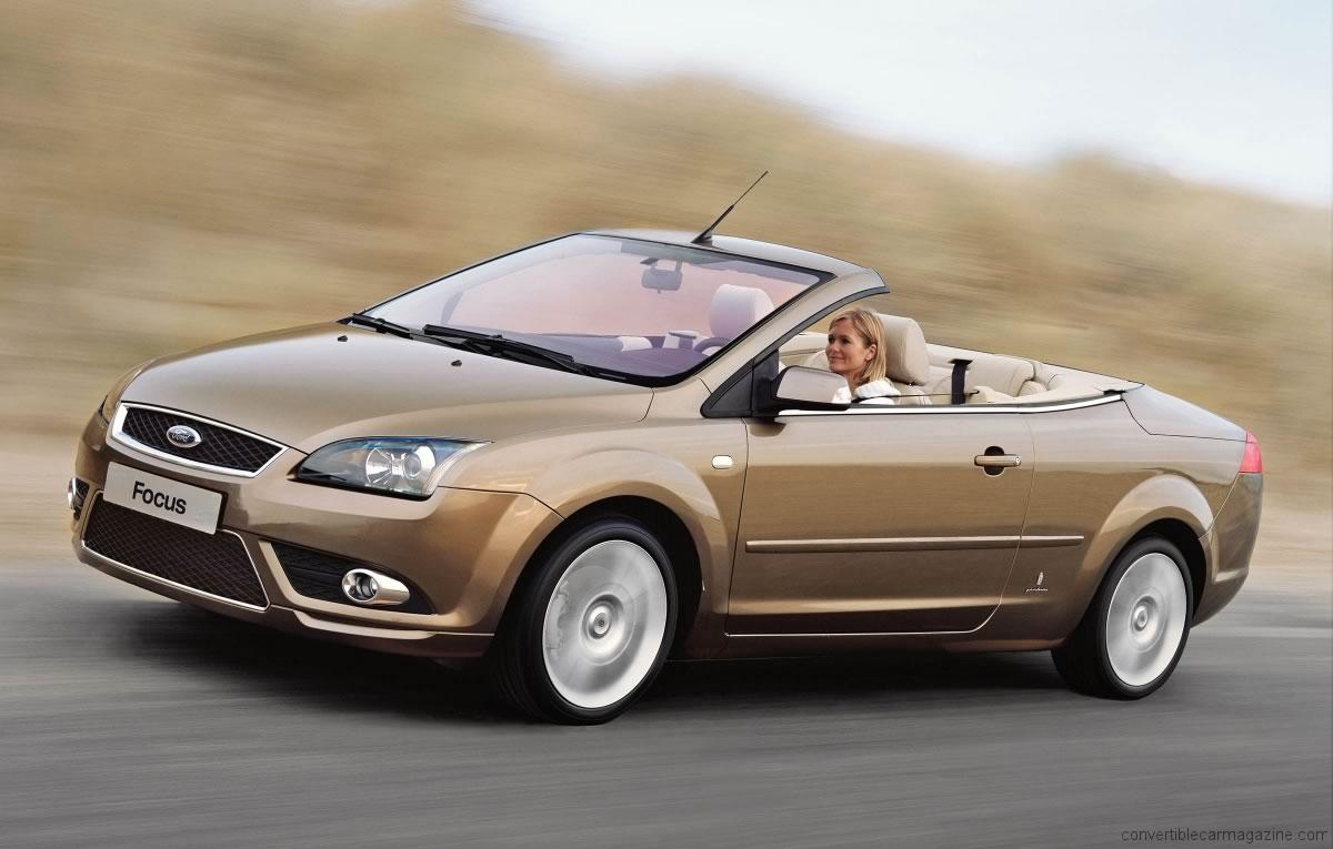 ford focus coupe cabriolet ii 2009 pics