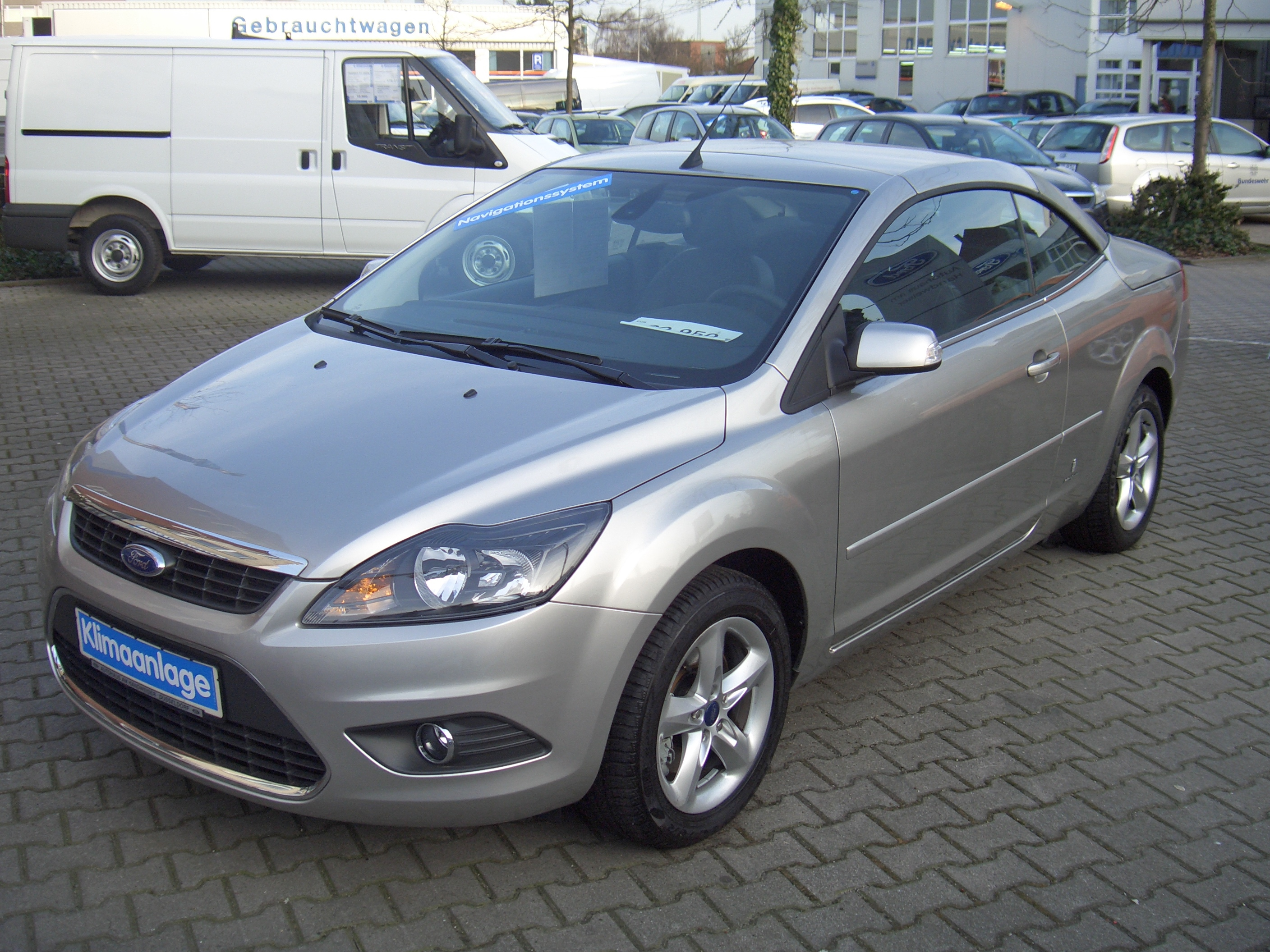 ford focus coupe cabriolet ii 2009 pictures