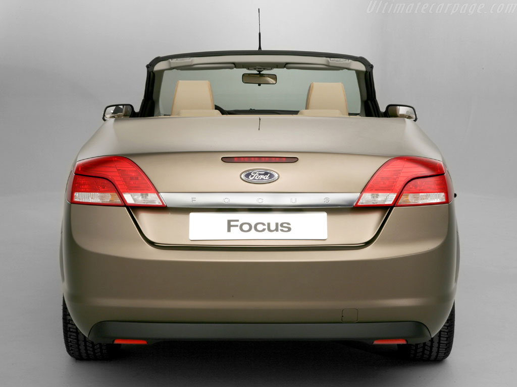 ford focus coupe cabriolet ii 2015 images