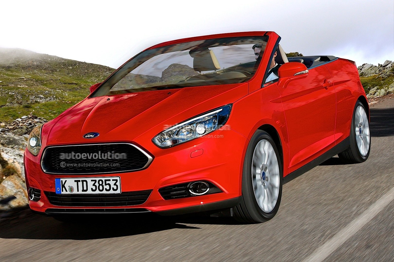 ford focus coupe cabriolet ii 2015 models