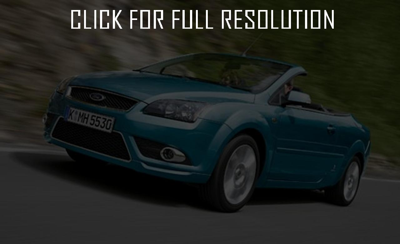 ford focus coupe cabriolet ii 2015 wallpaper