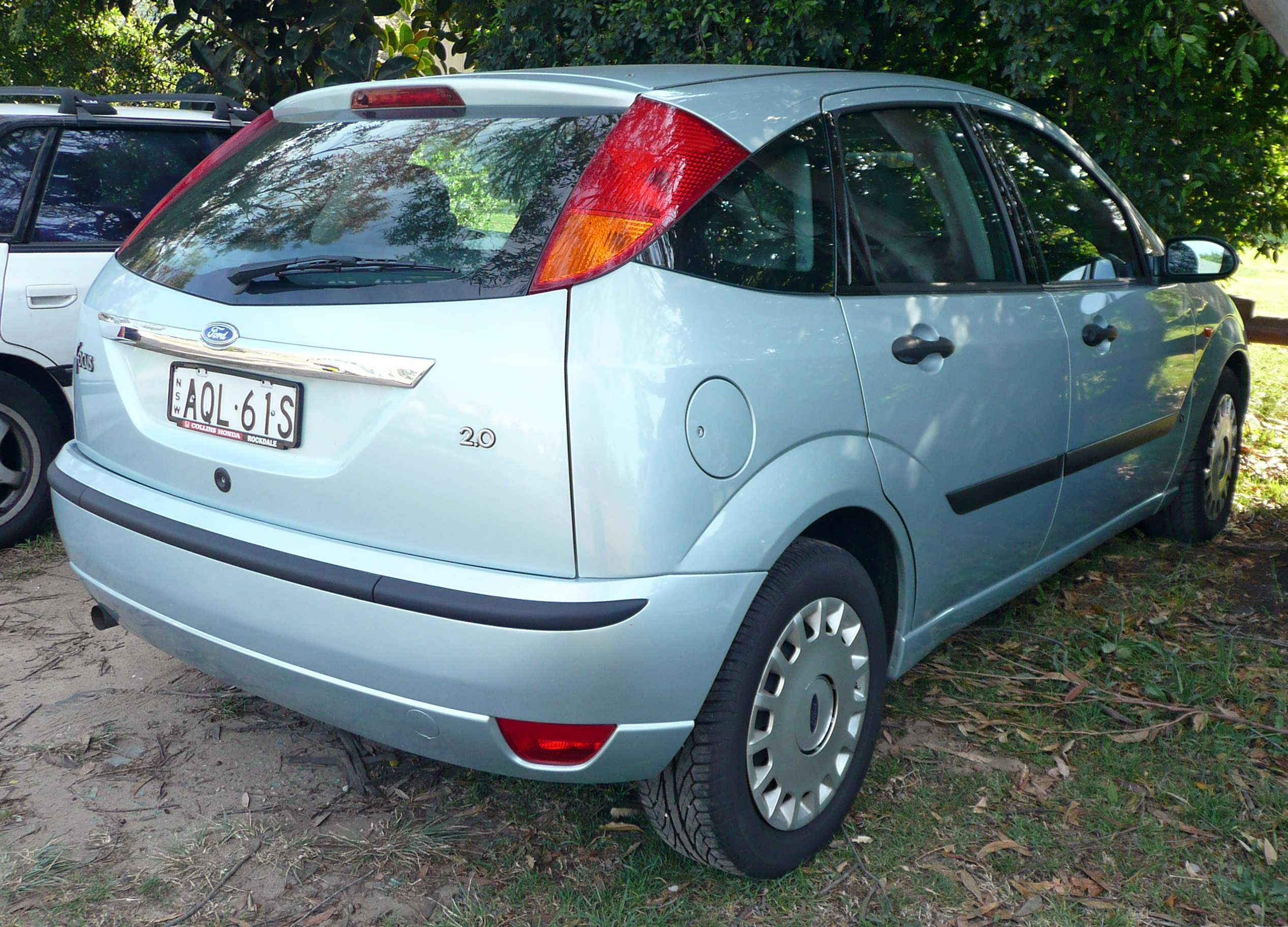 2002 Ford Focus Hatch Pictures Information And Specs Auto 2003 Wiring Images 7