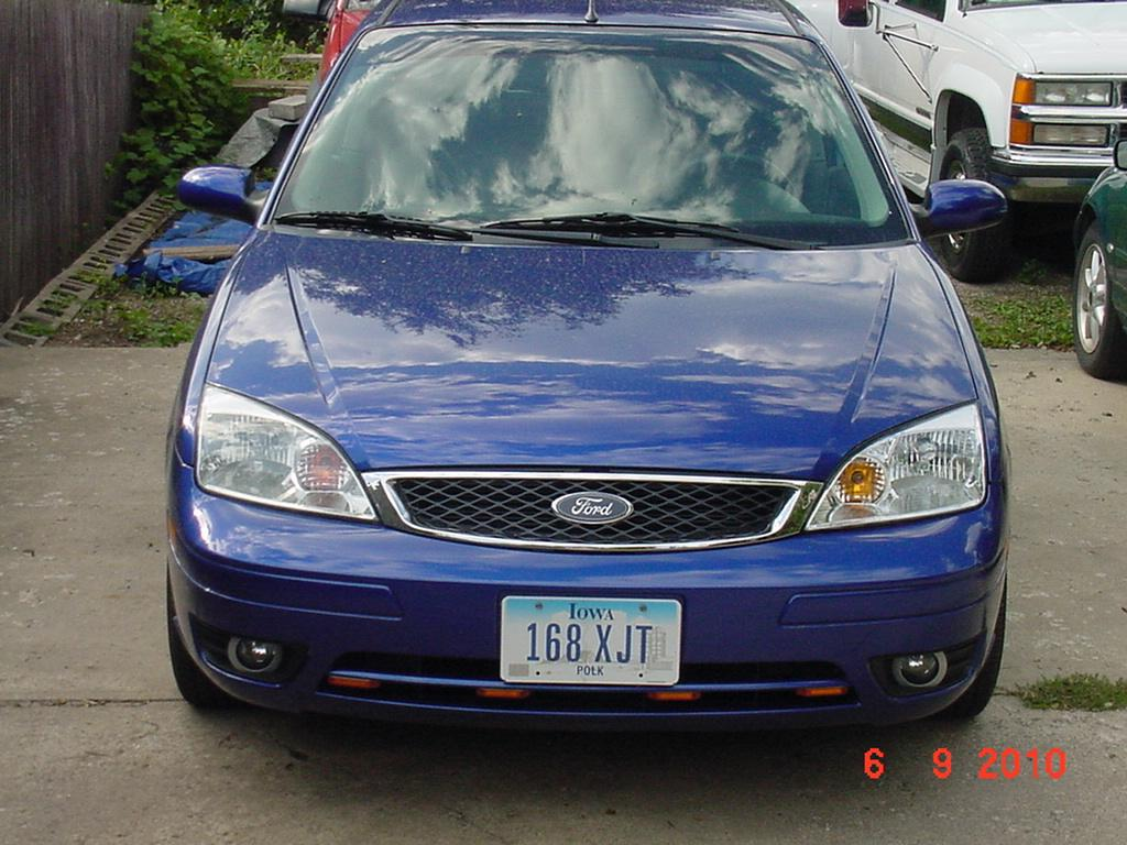 ford focus hatchback 2005 models