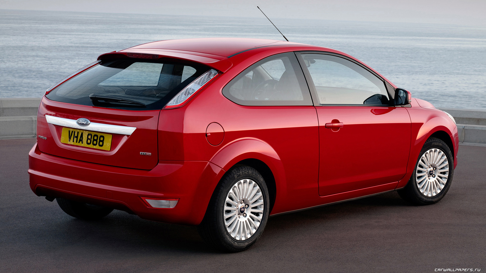 ford focus hatchback ii 2008 models