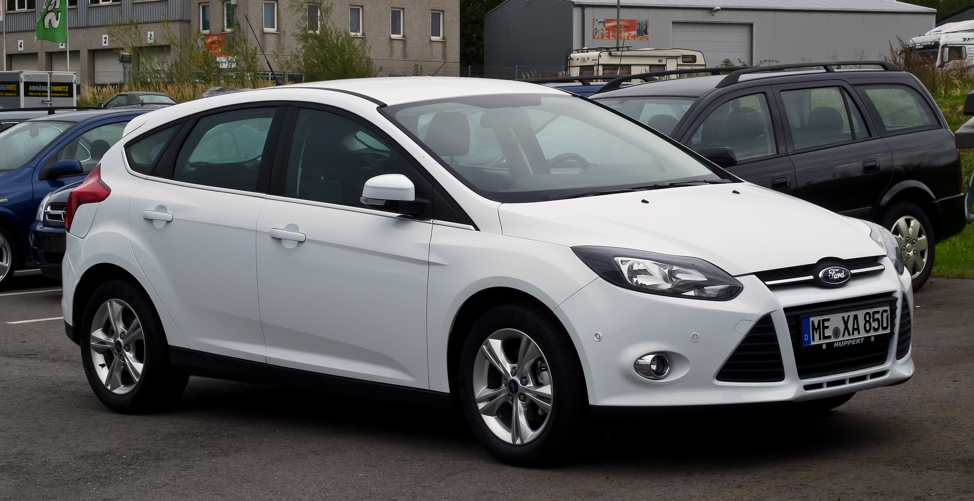 ford focus hatchback ii 2009 pictures #8