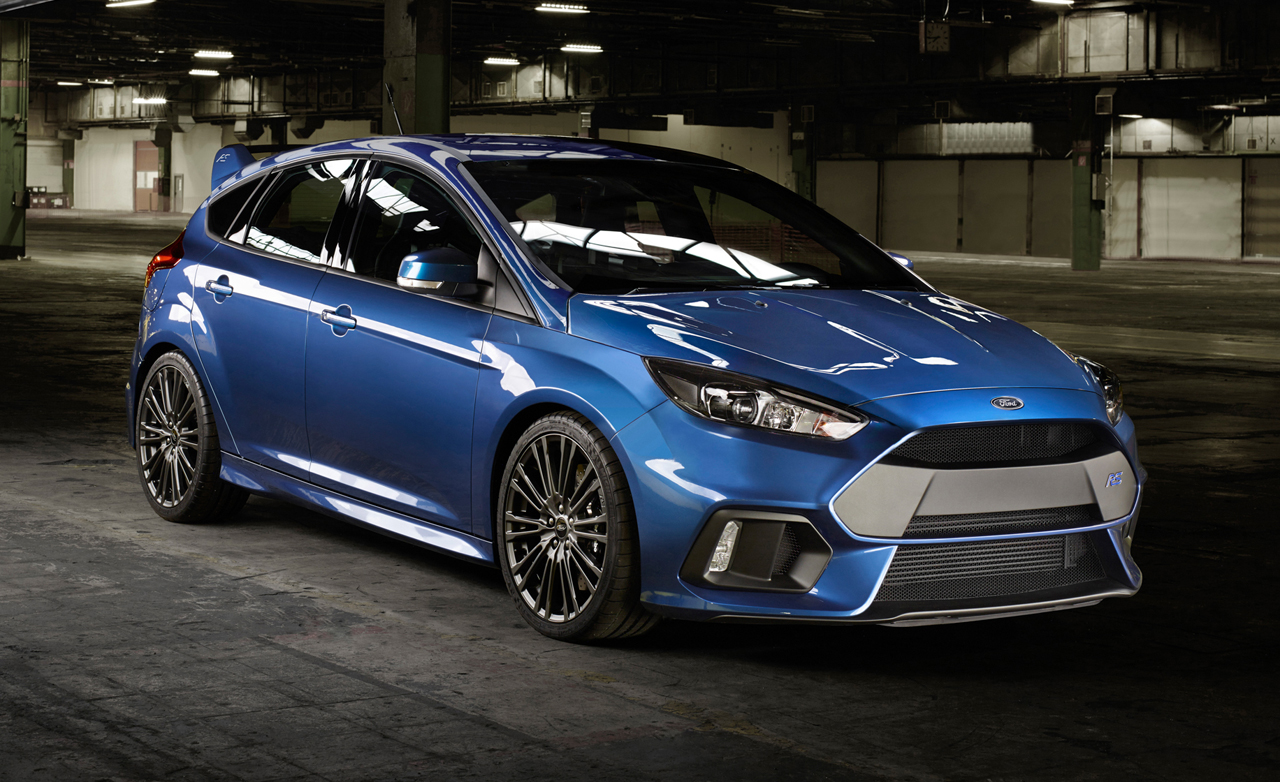 ford focus hatchback ii 2016