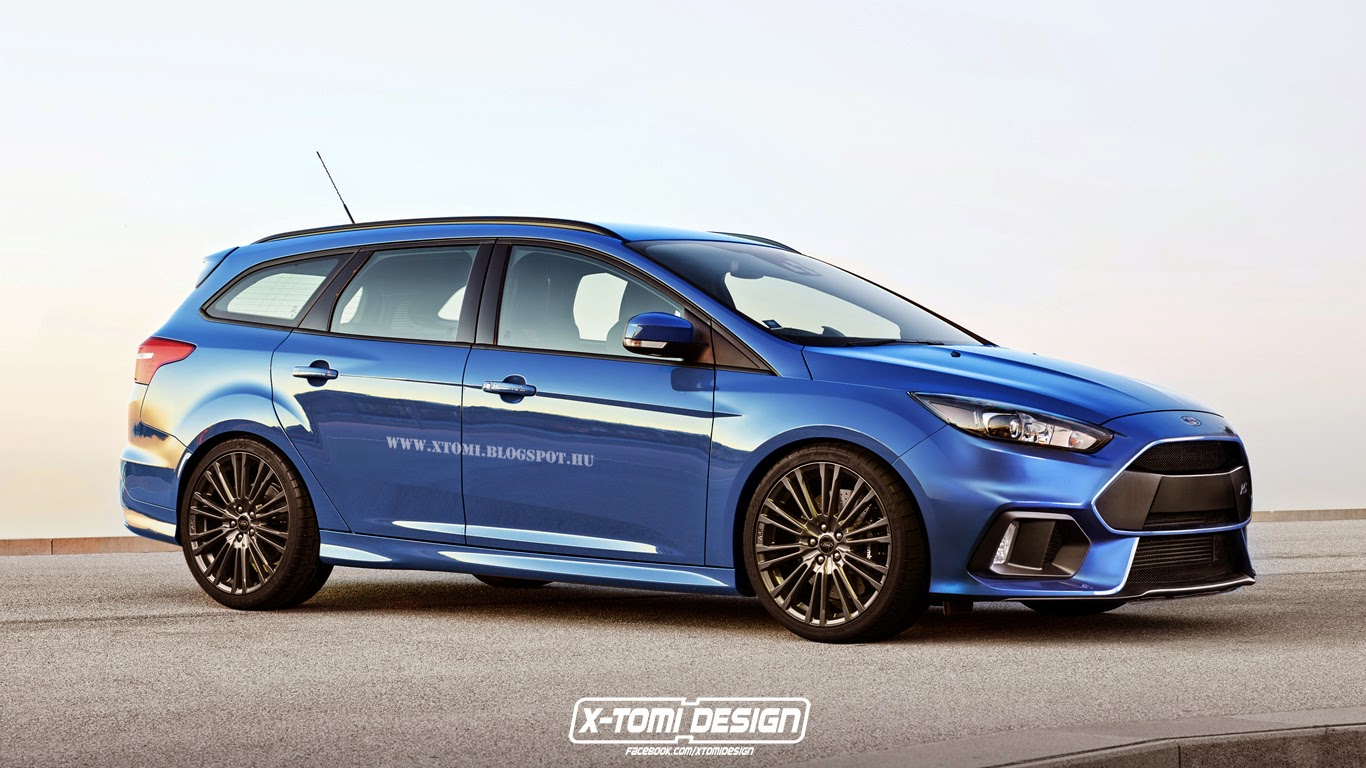 ford focus hatchback ii 2016 pictures