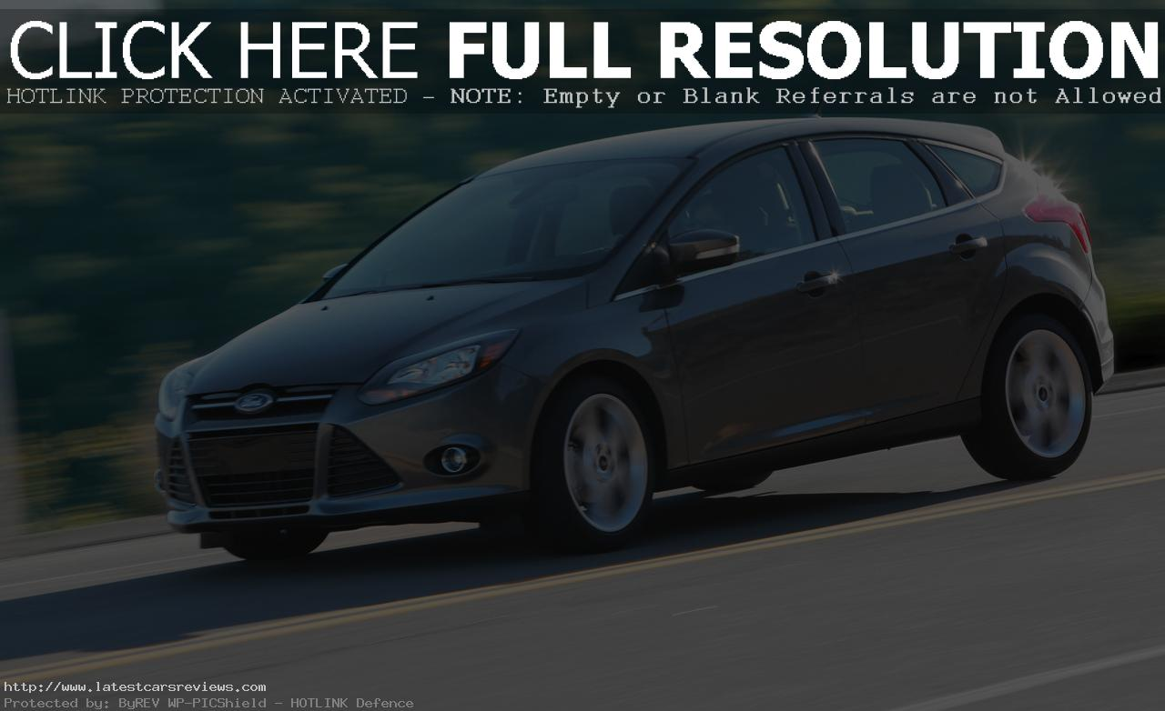 ford focus hatchback iii 2012 pictures
