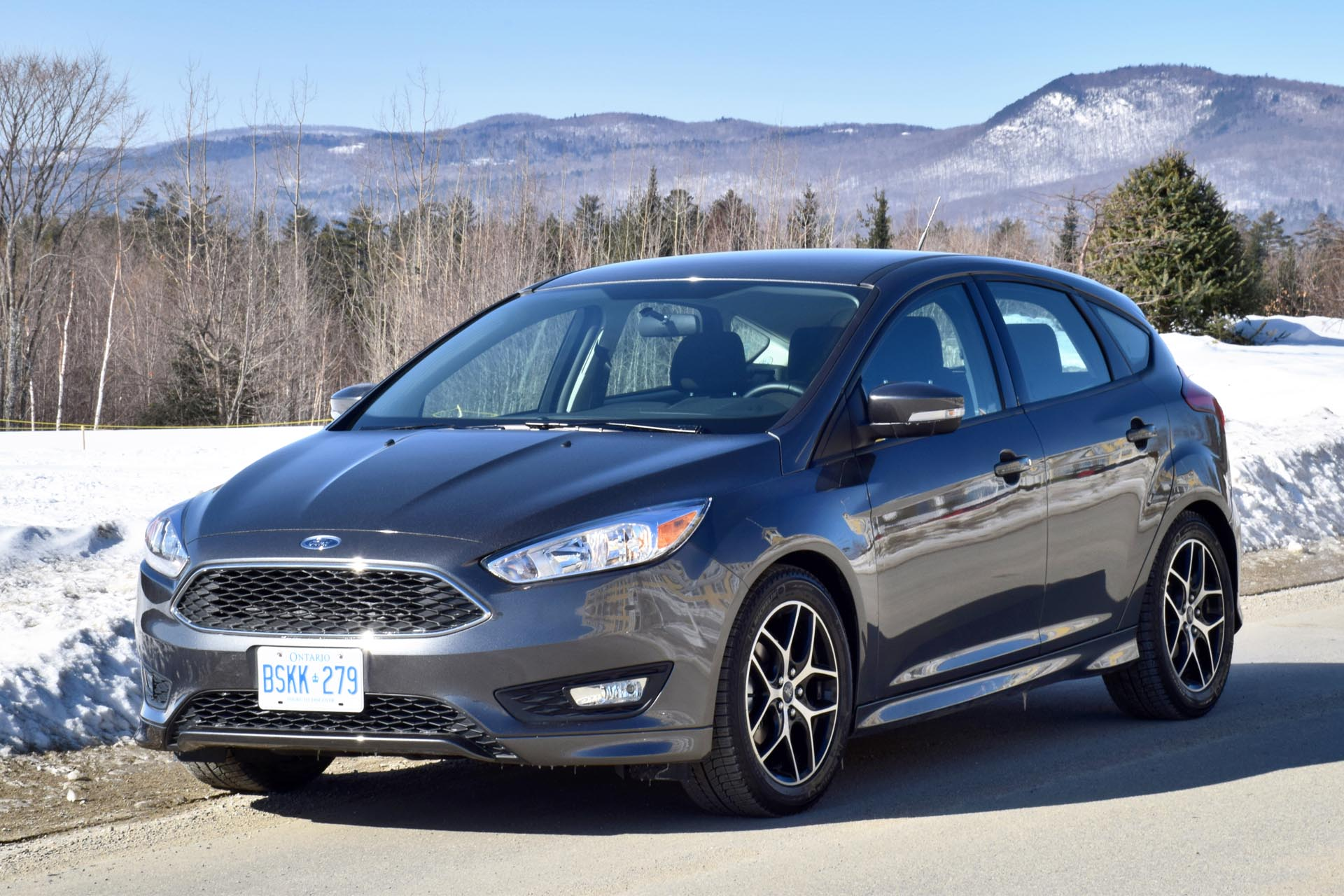 ford focus hatchback iii 2015