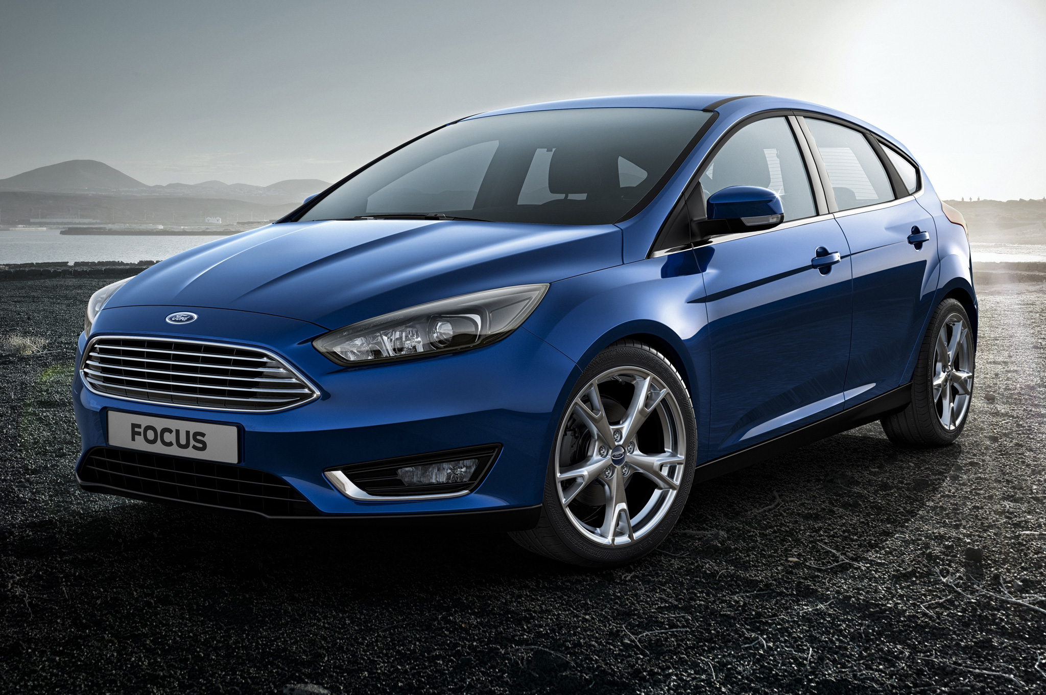 ford focus hatchback iii 2015 models