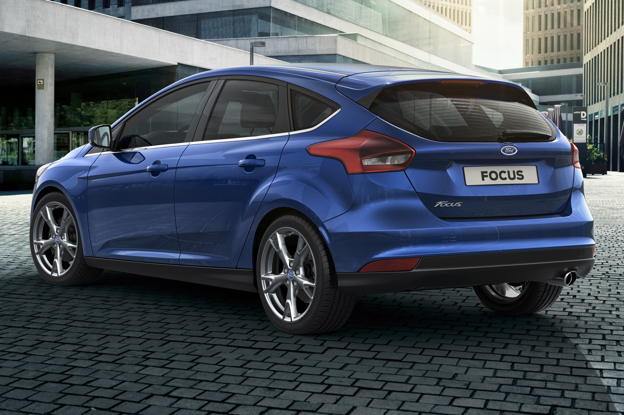 ford focus hatchback iii 2015 wallpaper