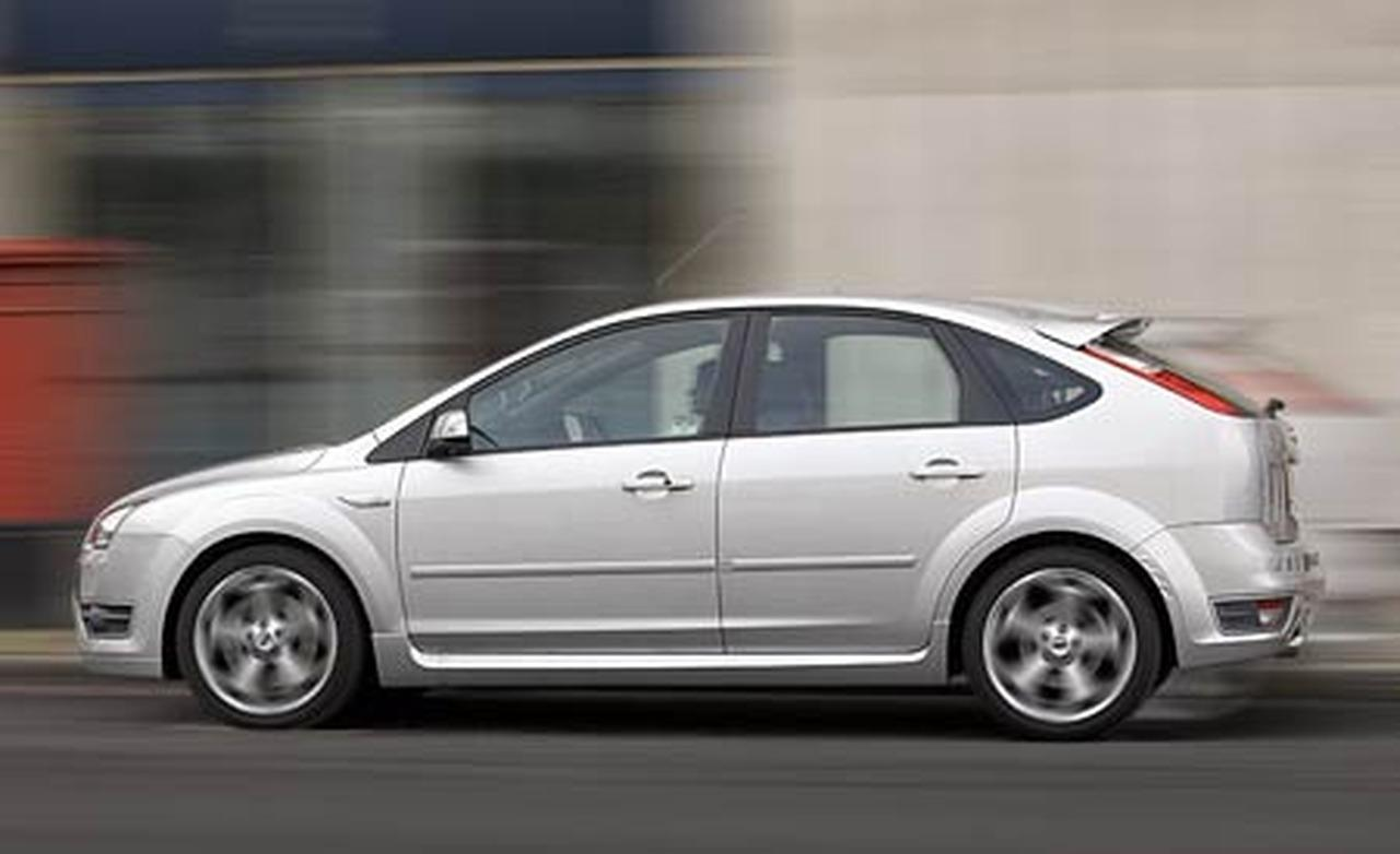 2006 ford focus ii pictures information and specs auto. Black Bedroom Furniture Sets. Home Design Ideas