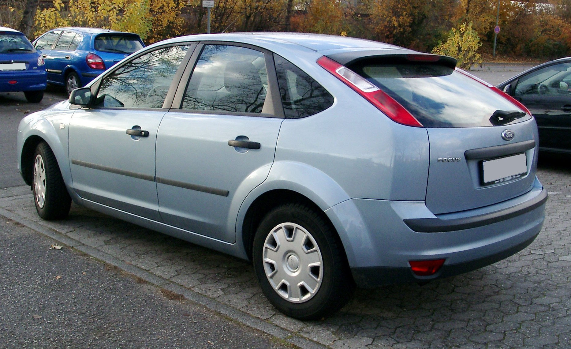 2007 ford focus ii pictures information and specs. Black Bedroom Furniture Sets. Home Design Ideas