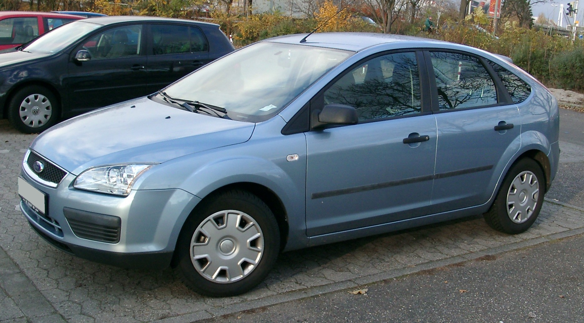 ford focus ii 2007 pictures