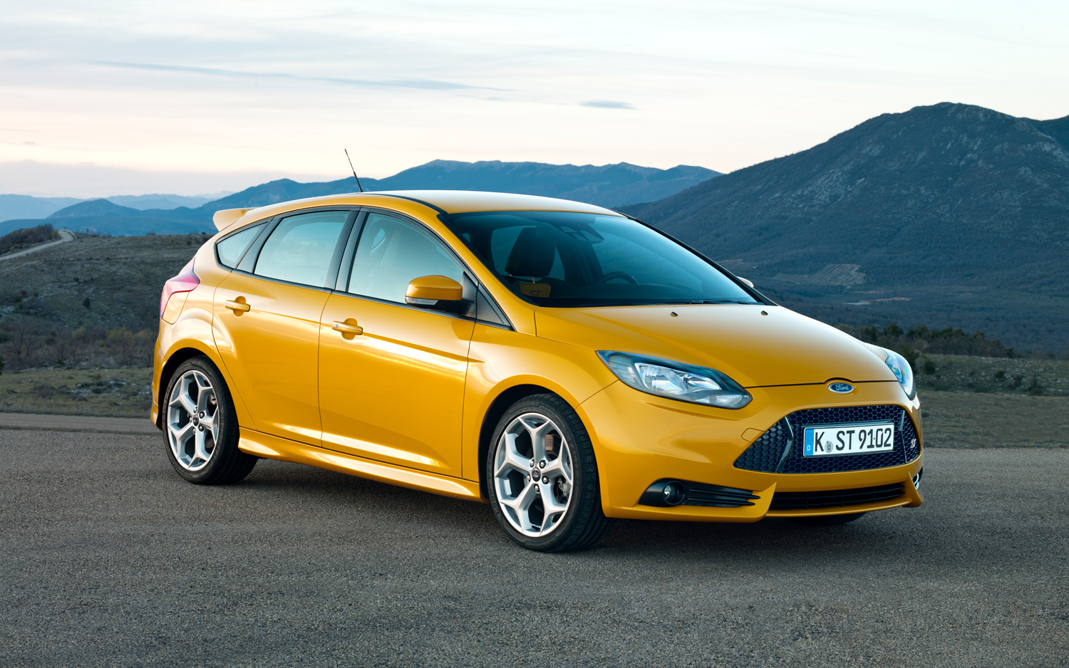 ford focus ii 2013