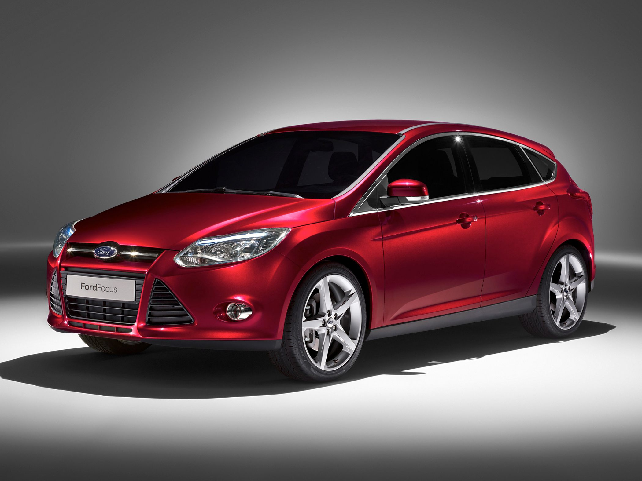 ford focus ii 2013 images