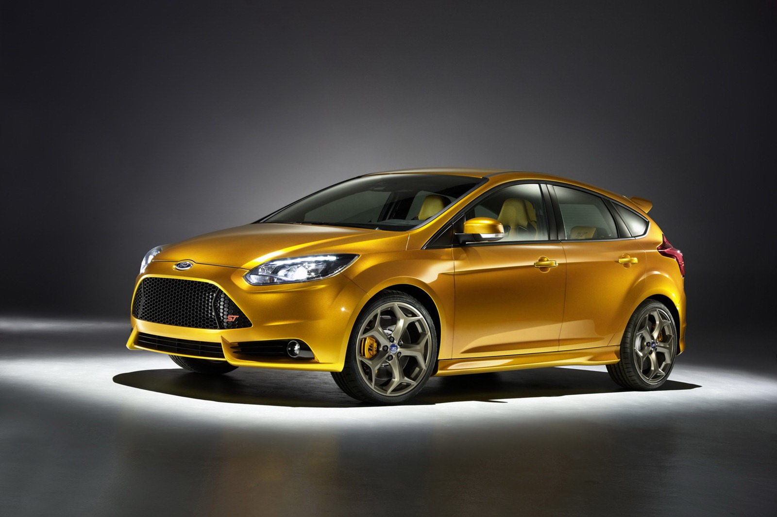 ford focus ii 2013 pictures