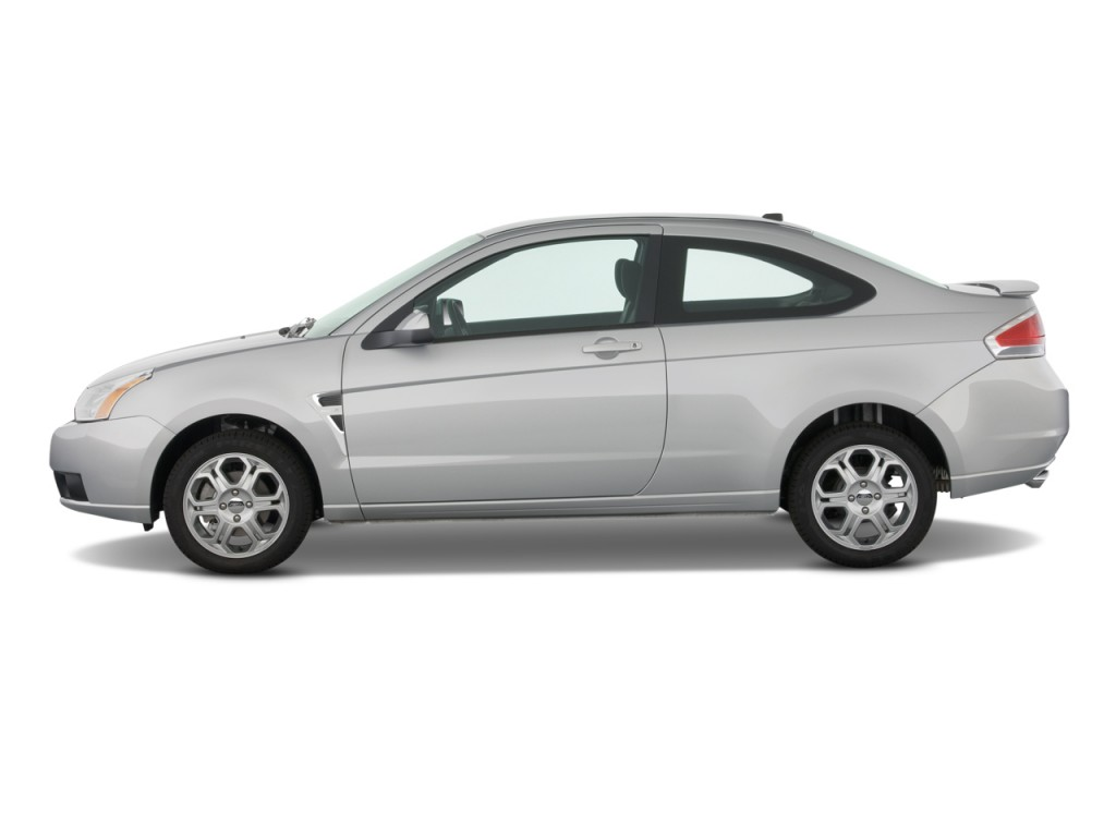 ford focus ii coupe 2008 models