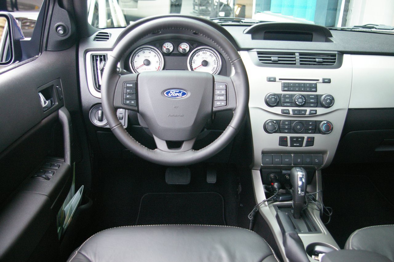 ford focus ii coupe 2008 pics
