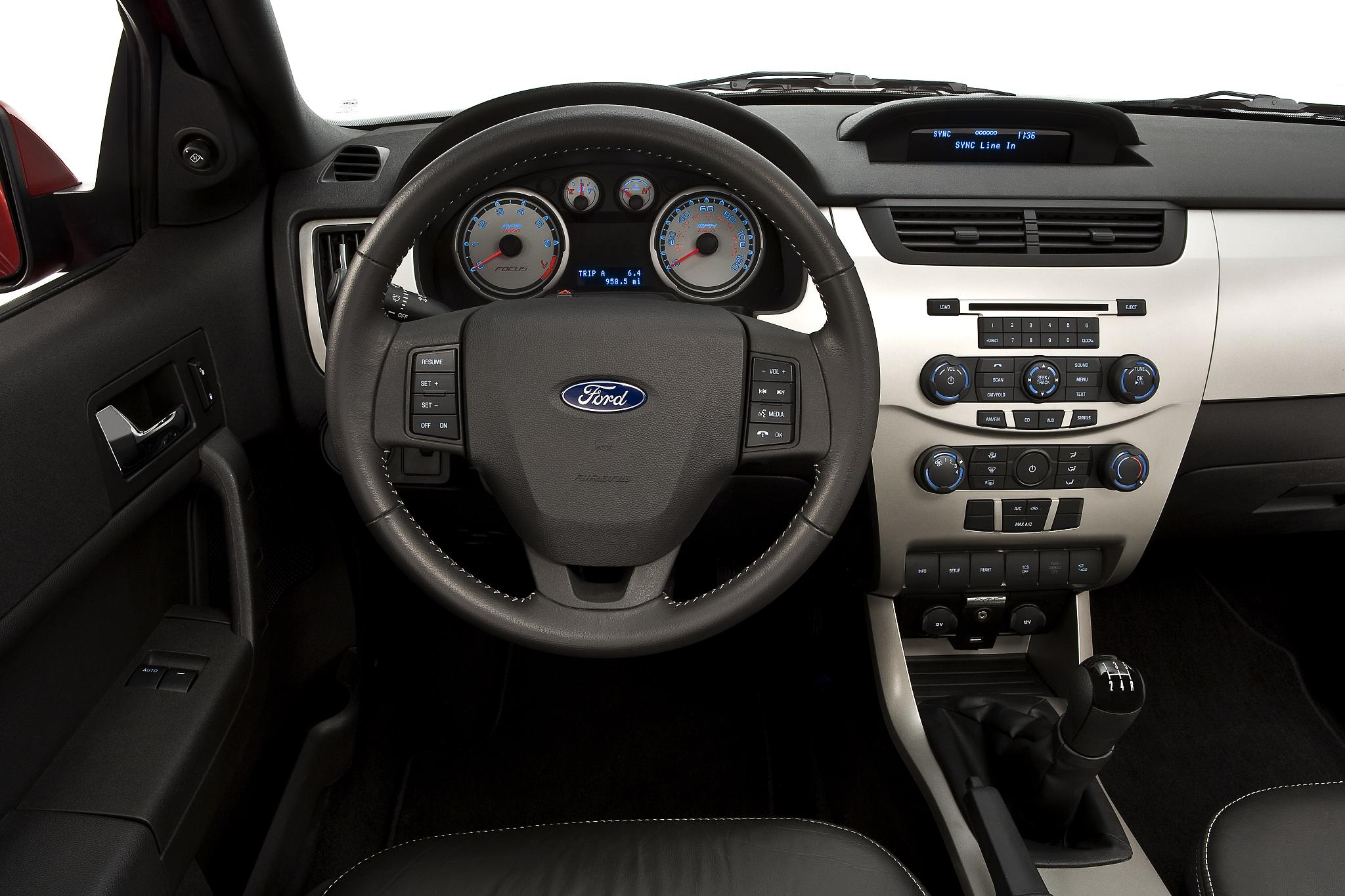 ford focus ii coupe 2008 pictures