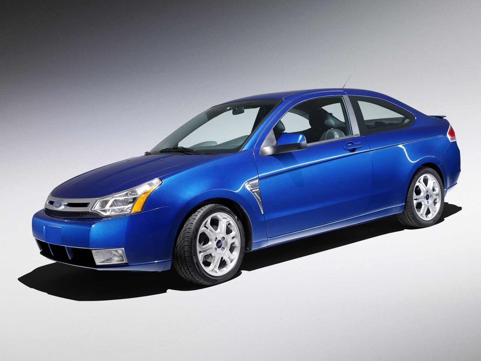 ford focus ii coupe 2008 wallpaper