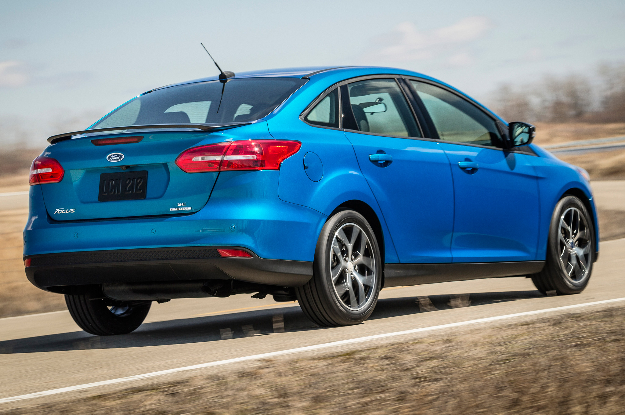2015 Ford Focus Iii Pictures Information And Specs Auto