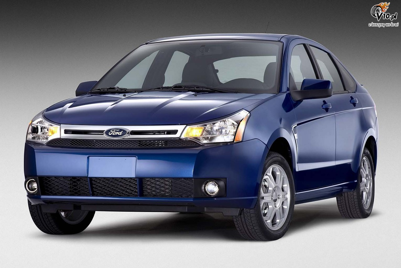 ford focus usa images