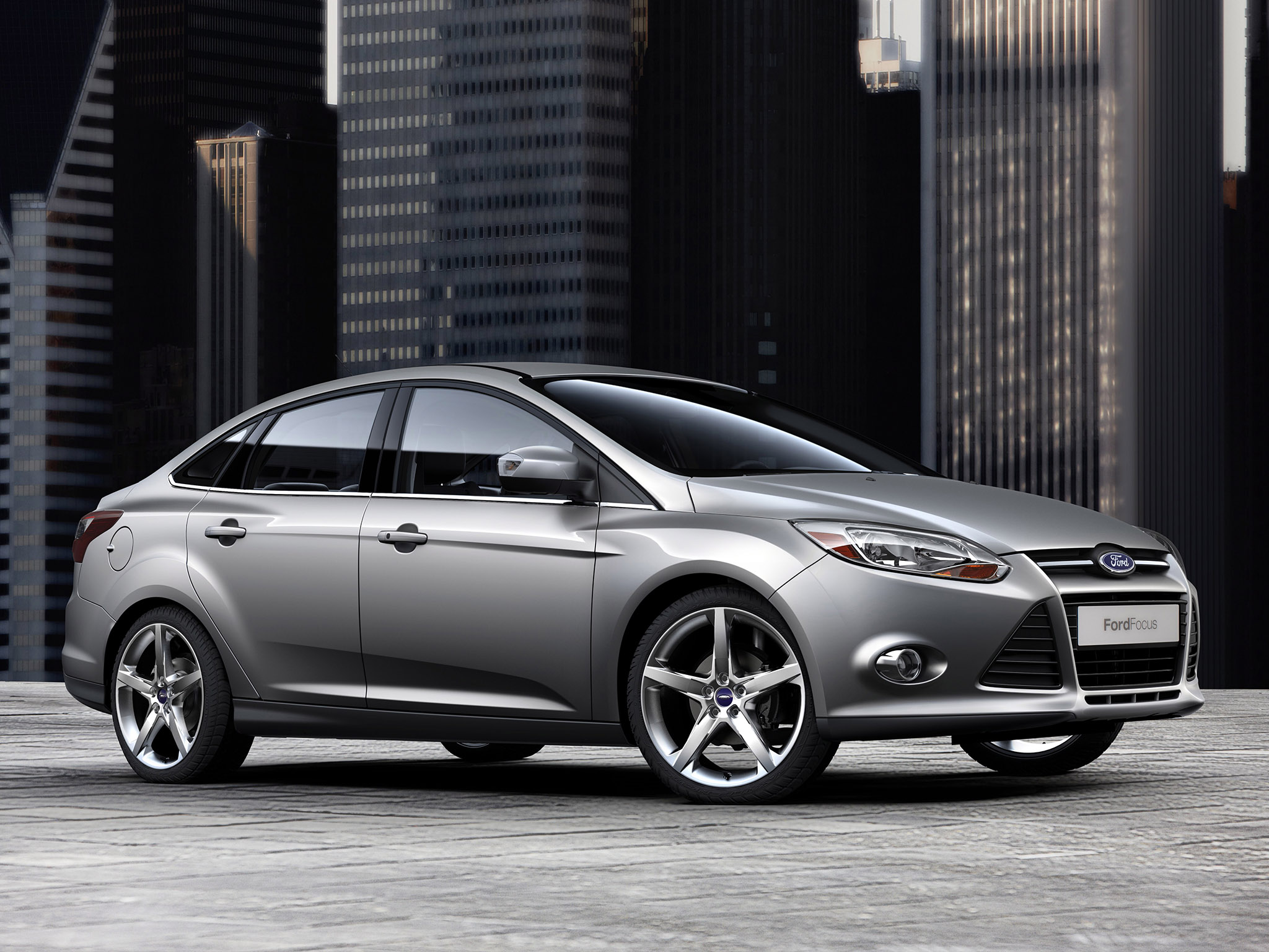 ford focus usa wallpaper
