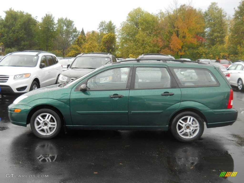2000 Ford Focus Wagon Pictures Information And Specs