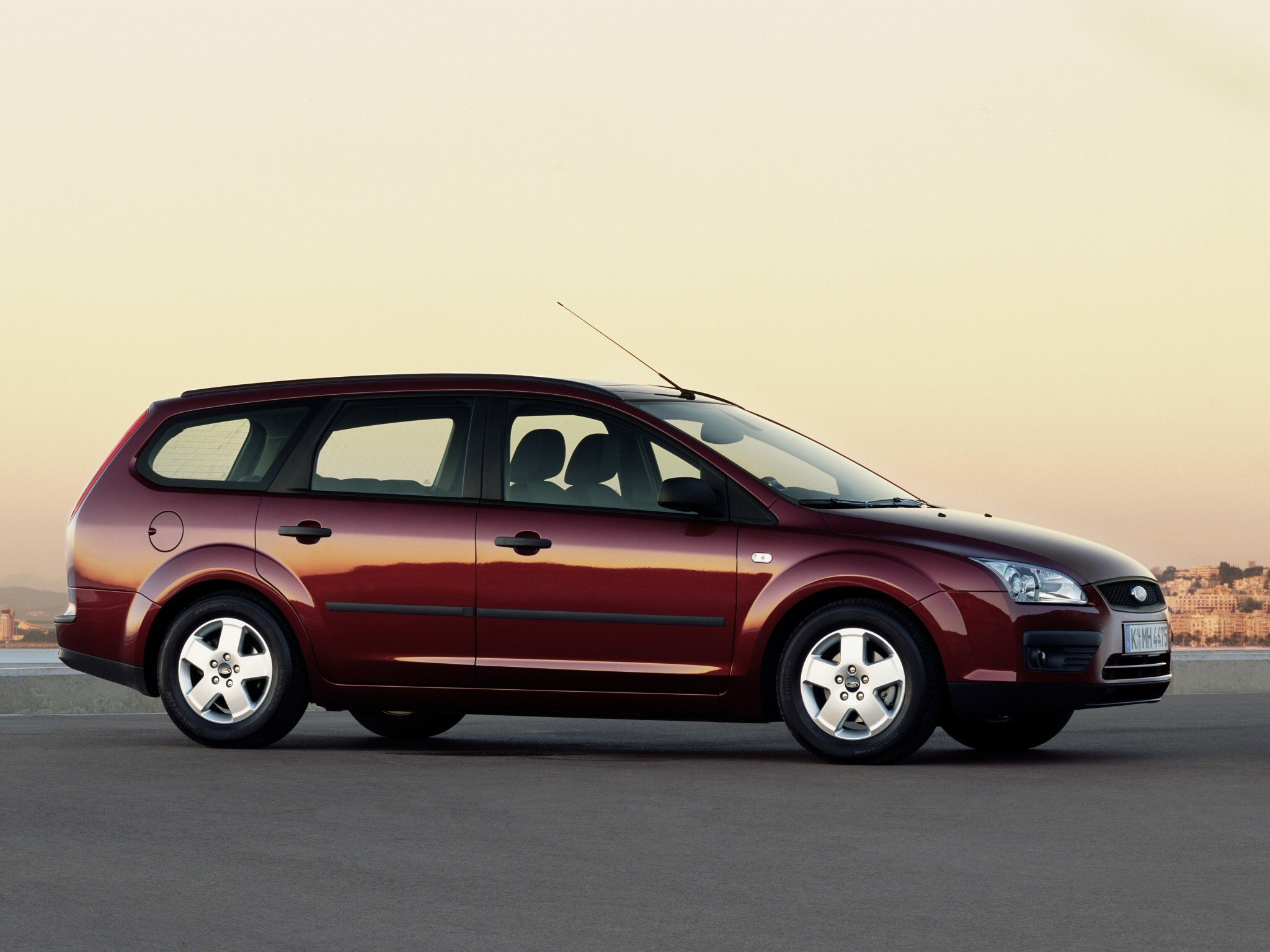 ford focus wagon ii 2005 wallpaper