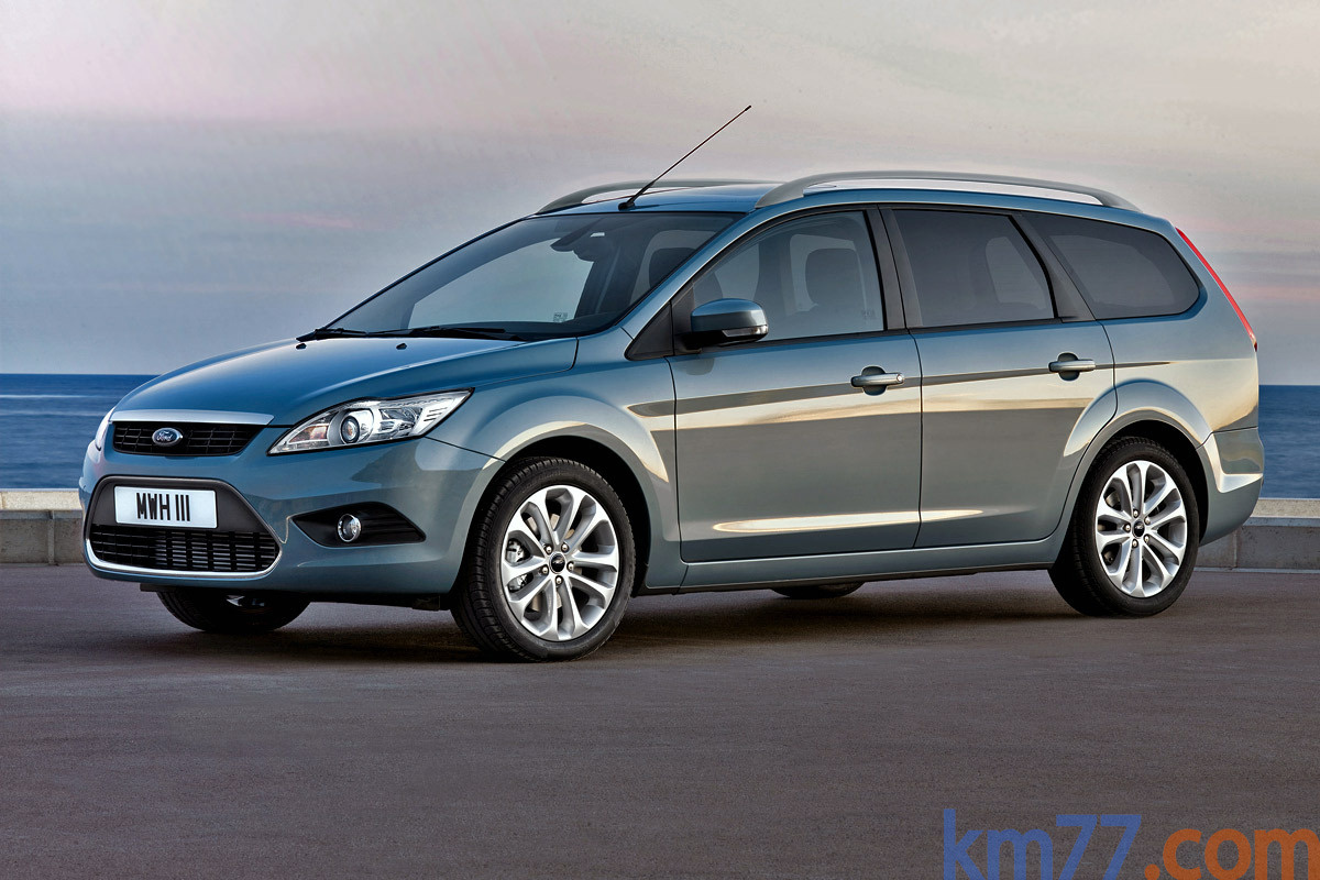 ford focus wagon ii 2010