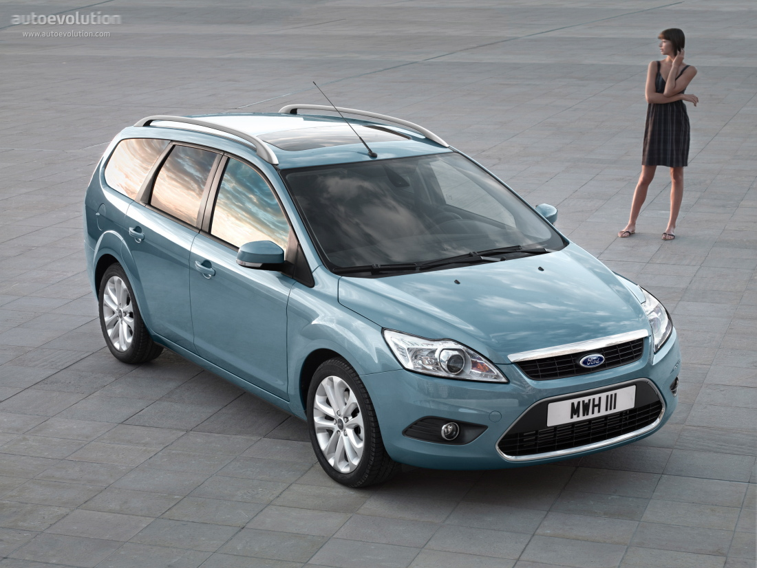 ford focus wagon ii 2010 models
